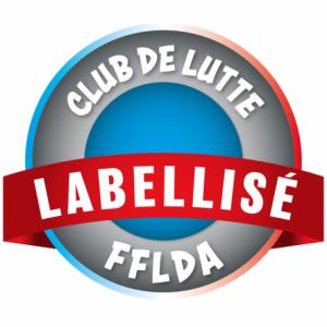 logo club lutte labellisé
