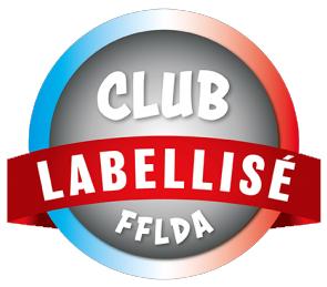 logo club labellisé fflda