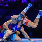 61kg Zelimkhan KHADJIEV _FRA_ df. Daniyar KAISANOV _KAZ_19-min