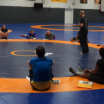 formation wrestling training
