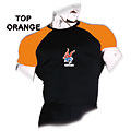 top maitrise orange lutte