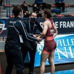 47 ème édition - Grand prix de France Henri Deglane : RUIZ Gaëlle