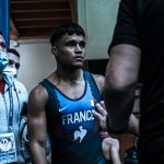 47 ème édition - Grand prix de France Henri Deglane : DAMOUR Valentin