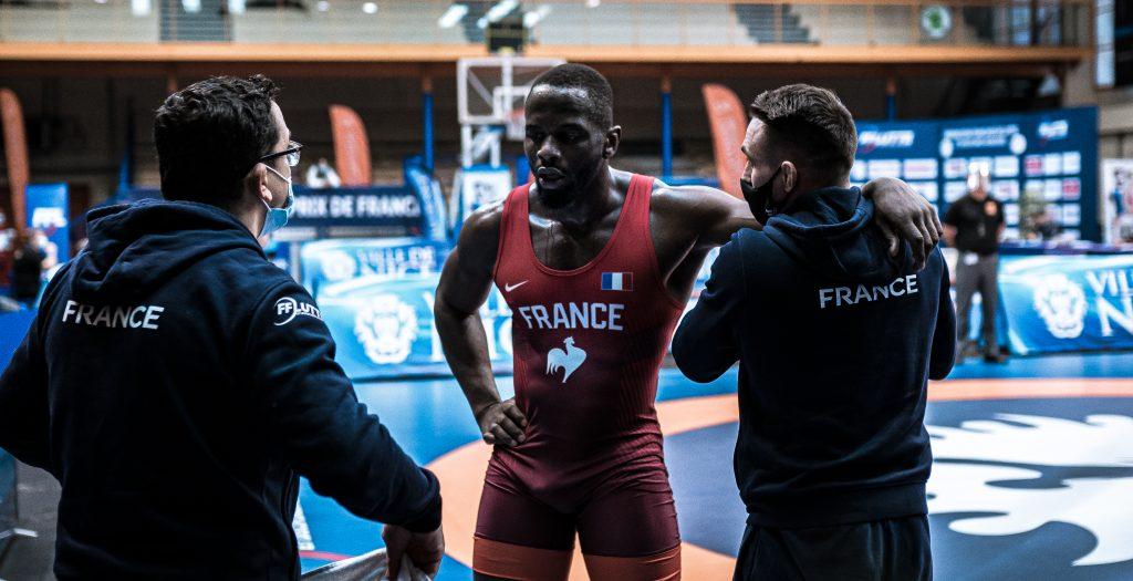 47 ème édition - Grand prix de France Henri Deglane : SAMEN Loïc