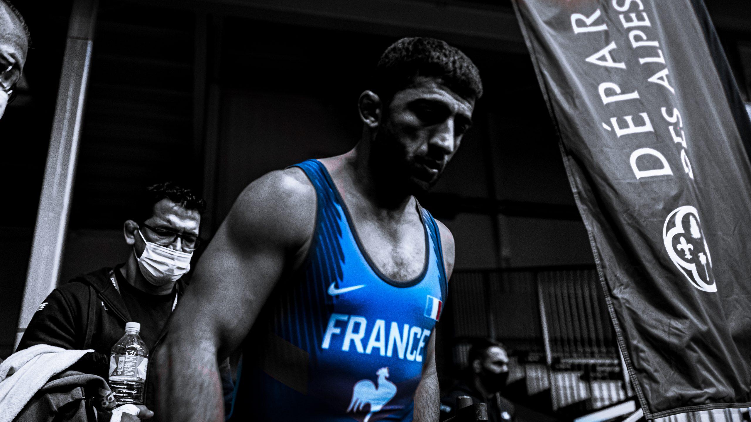 47 ème édition - Grand prix de France Henri Deglane : NIKOGHOSYAN Evrik