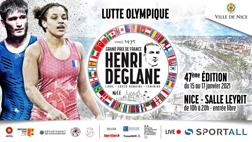 GRAND PRIX DE FRANCE HENRI DEGLANE