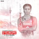 CHAMPIONNATS D'EUROPE VARSOVIE : LUTTE féminine