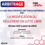 INTERVIEW JOEL COFFARD : CHANGEMENTS DES REGLES EN LUTTE LIBRE
