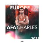 Championnats d'Europe U23 - Lutte Libre