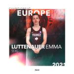 Championnats d'Europe U23 - Lutte Féminine
