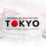 MATHILDE SITE QUALIF TOKYO 2