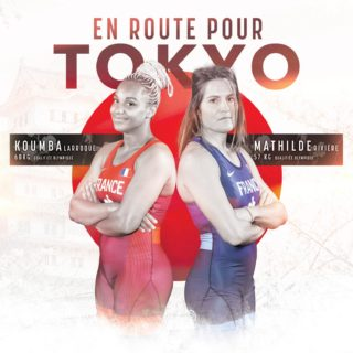 Jeux Olympiques - Tokyo