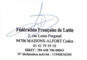 Information Assemblée Générale Extraordinaire-Signature Lionnel