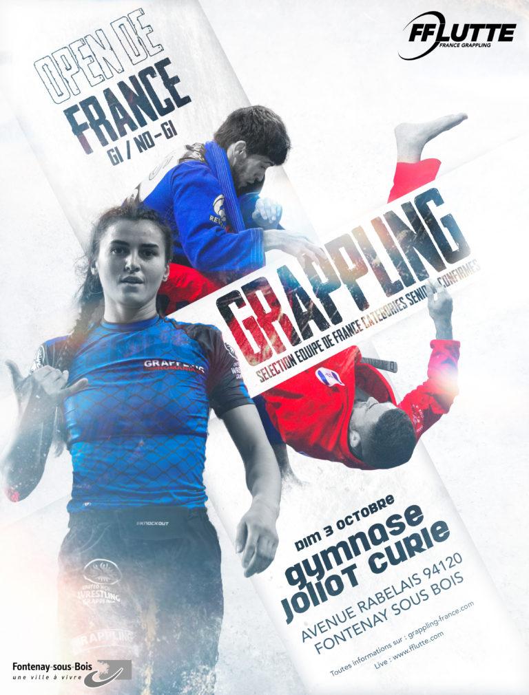 Open de Grappling - Fontenay