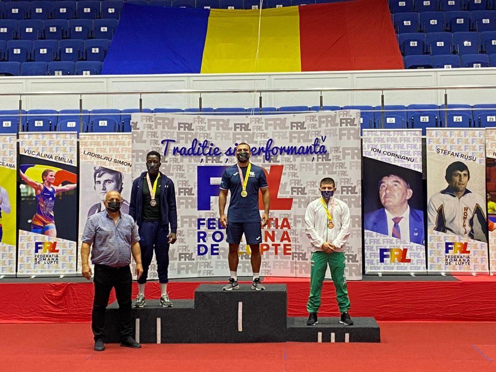 Résultats Tournoi Internationale Roumanie - BABA