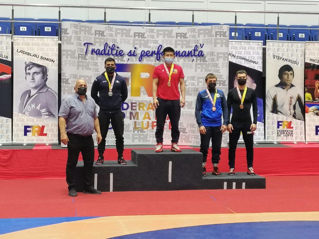Résultats Tournoi Internationale Roumanie - Marwane