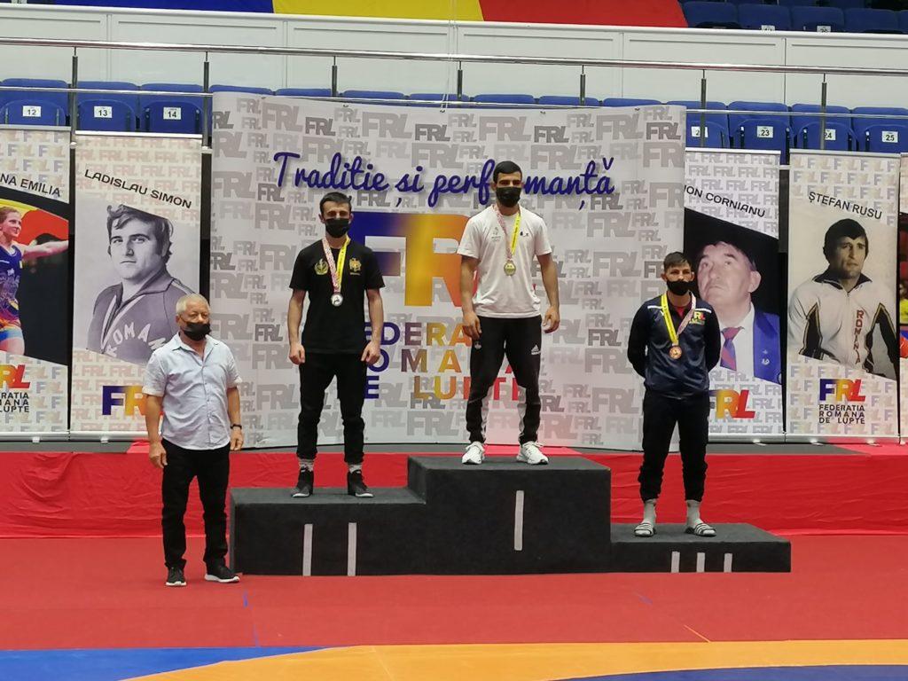 Résultats Tournoi Internationale Roumanie - Arman