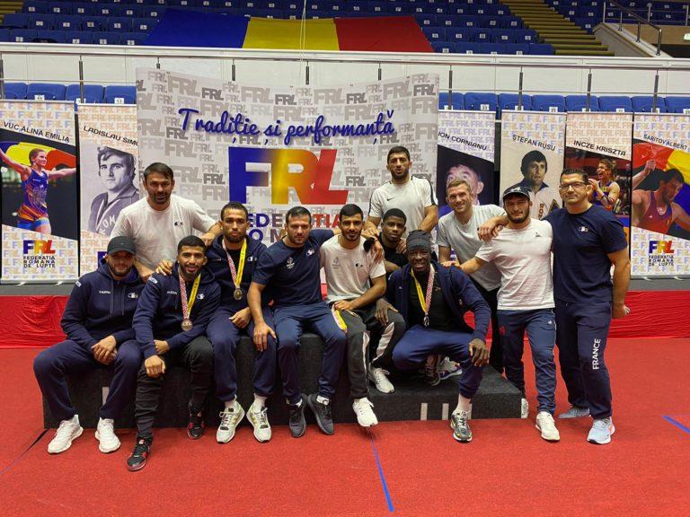 Résultats Tournoi Internationale Roumanie