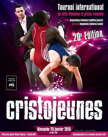 Tournoi National Labellisé CRISTO JEUNES