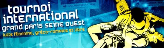 Tournoi international Grand Paris 2014 - Golden Grand Prix FILA