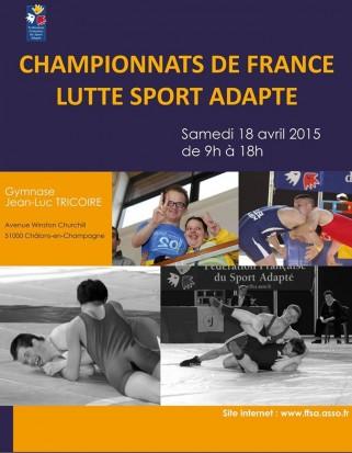Championnat de France de sport adapté