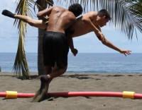 Open de Beach Wrestling