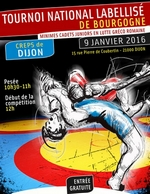 Tournoi national labellisé de Bourgogne