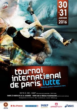 Tournoi international de Paris 2016