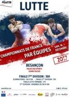 Championnats de France par équipes 2ème Division Qualification