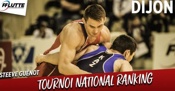"TOURNOI NATIONAL RANKING ""STEEVE GUENOT"""